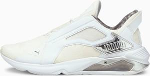 Buty sportowe Puma sznurowane z nadrukiem