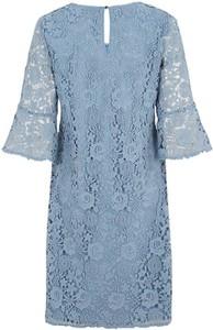 Niebieska sukienka Cellbes w stylu casual mini prosta