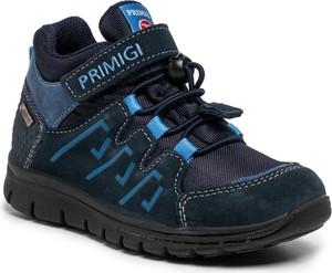 Buty dziecięce zimowe Primigi na rzepy