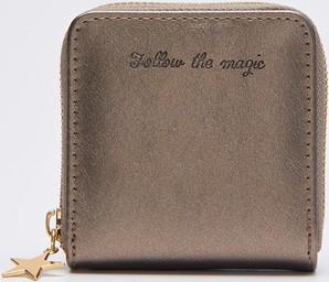 Złoty portfel Sinsay