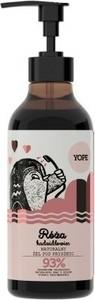 Yope Naturalny żel pod prysznic Róża Kadzidłowiec 400ml