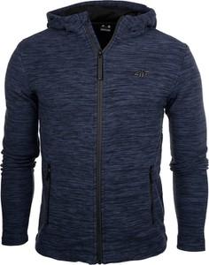 Bluza 4F z plaru w młodzieżowym stylu