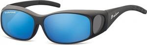 Stylion Okulary z Polaryzacją HD Fit Over dla Kierowców, na Okulary Korekcyjne MFO1E