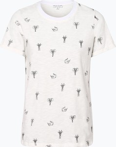 T-shirt Marie Lund w stylu casual