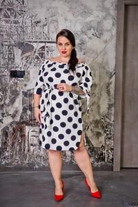Sukienka tono.sklep.pl midi z długim rękawem