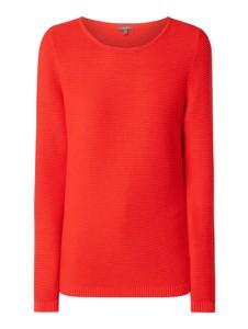 Czerwony sweter Montego