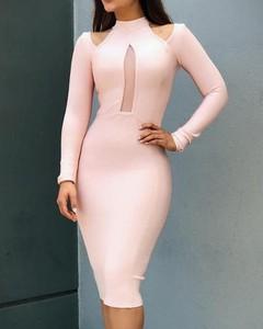 Sukienka Kendallme dopasowana bez rękawów