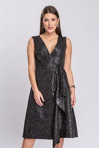 Sukienka Semper mini z tkaniny bez rękawów