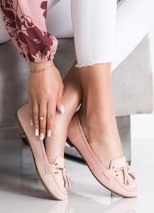 Różowe buty Czasnabuty