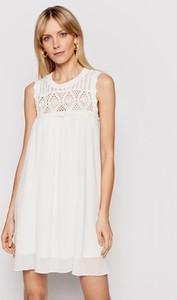 Sukienka Twinset bez rękawów z okrągłym dekoltem