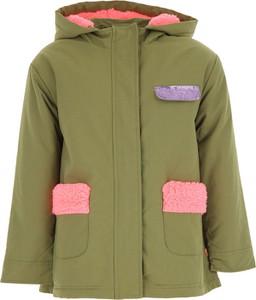 Płaszcz dziecięcy Billieblush z bawełny
