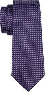 Granatowy krawat Em Men`s Accessories
