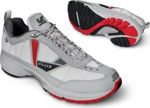 Buty sportowe Uk Gear sznurowane