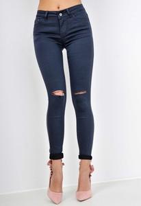 Spodnie Zoio z jeansu w street stylu