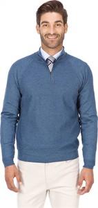 Sweter Lanieri Fashion z żakardu w stylu casual