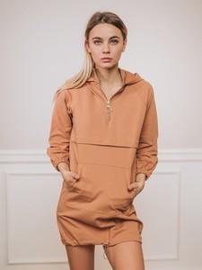 Bluza Promese z bawełny w stylu casual