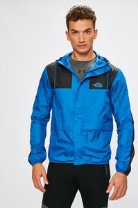 Niebieska kurtka The North Face
