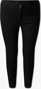 Czarne jeansy The Denim w stylu casual