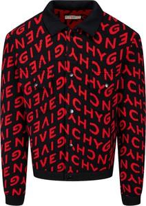 Czerwony sweter Givenchy