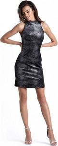 Sukienka Ivon dopasowana
