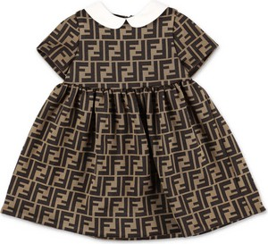 Odzież niemowlęca Fendi dla dziewczynek