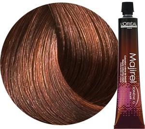 L'Oreal Paris Loreal Majirel   Trwała farba do włosów - kolor 6.45 ciemny blond miedziano-mahoniowy 50ml - Wysyłka w 24H!