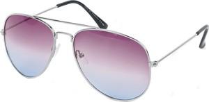 Srebrne okulary damskie Emp