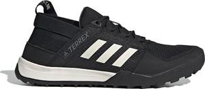 Buty sportowe Adidas sznurowane w street stylu