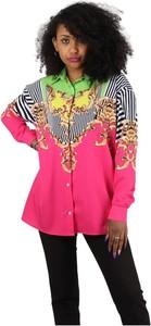 Różowa koszula Maison 9 Paris