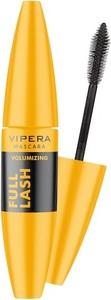 Vipera, Mascara Femine Full Lash Volumizing, pogrubiający tusz do rzęs, Black, 12 ml