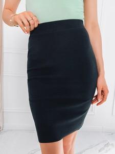Czarna spódnica Edoti mini