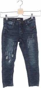 Jeansy dziecięce Molo