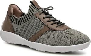 Brązowe buty sportowe Remonte