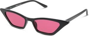 Różowe okulary damskie Seen