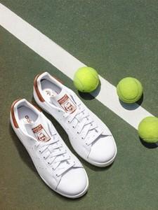 Adidas Originals Stan Smith Ftw White Ftw White Fox Red