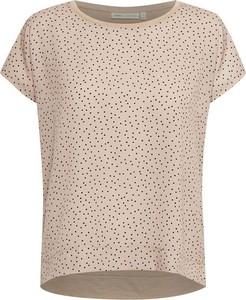 T-shirt InWear z okrągłym dekoltem z krótkim rękawem