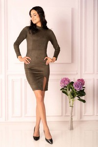 Sukienka MERRIBEL mini ołówkowa w stylu casual