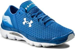 Buty sportowe under armour w sportowym stylu z płaską podeszwą