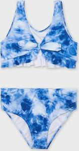 Niebieski strój kąpielowy Mayoral