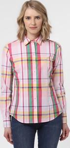 Różowa bluzka brookshire w stylu casual