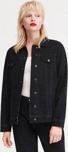 Kurtka Reserved z jeansu w street stylu