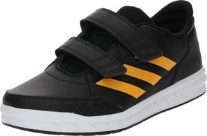 Czarne buty sportowe dziecięce Adidas Performance