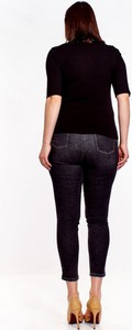 Czarna bluzka Nubile