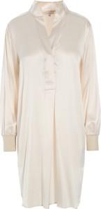 Sukienka Dea Kudibal koszulowa z długim rękawem