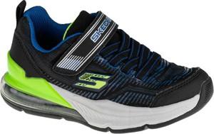 Buty sportowe dziecięce Skechers z tkaniny