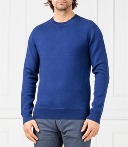 Sweter Hugo Boss z wełny w stylu casual