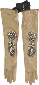 Rękawiczki Dolce & Gabbana