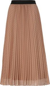 Brązowa spódnica Ivy & Oak midi