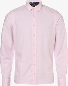 Różowa koszula Nils Sundström