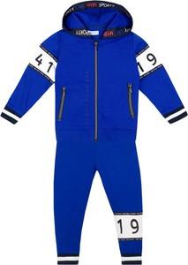 Niebieski dres dziecięcy Mayoral